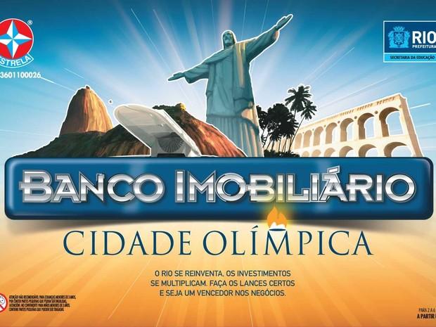 """Imagen de la caja de la versión de Río de Janeiro de """"Banco Imobiliário"""""""