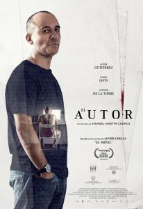 Cartel de la película 'El autor', recomendable si eres escritor