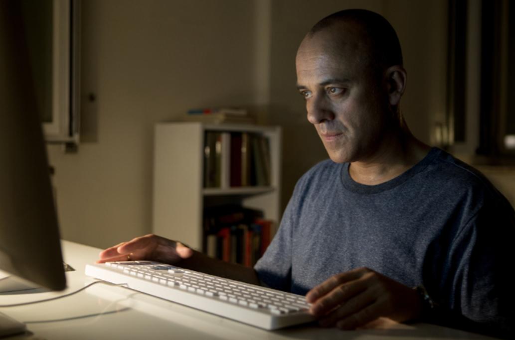 Imagen de la película 'El autor', recomendada para escritores