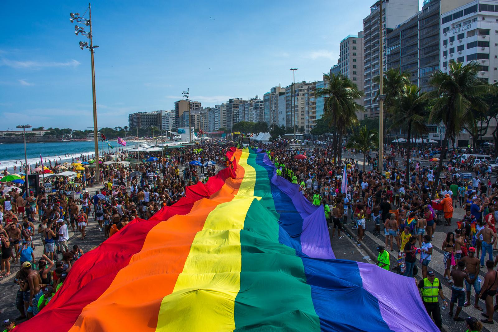 La literatura LGBT+ brasileña tiene una larga tradición.