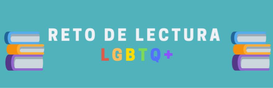 Reto de lectura LGBTQ+ 2019