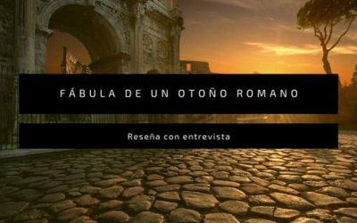 Fábula de un otoño romano, de Bruno Ruiz-Nicoli