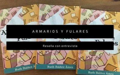 Armarios y fulares, de Ruth Ibáñez: una divertida novela gay