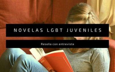 Novelas LGBT juveniles: libros recomendados con jóvenes protagonistas